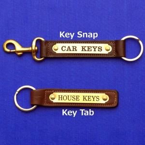 Keychain tab