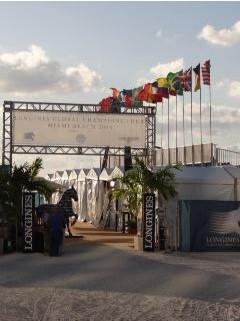 vendor entrance