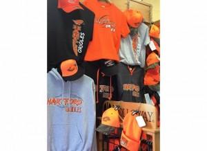 Hartford Orioles Gear