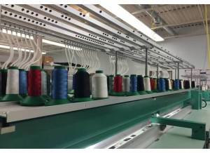 Embroidery Machines in Action