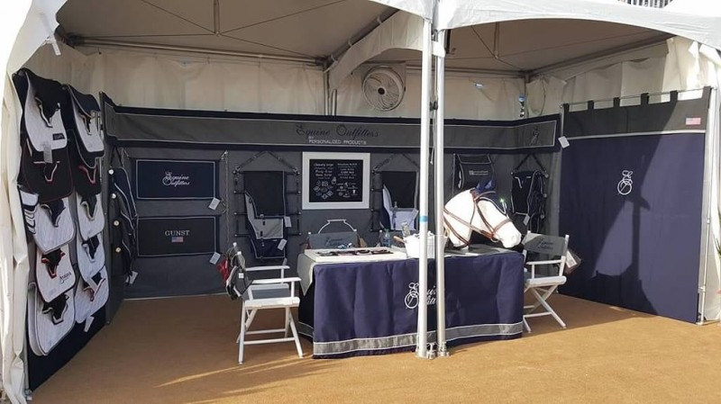 Equine Outfitters Display