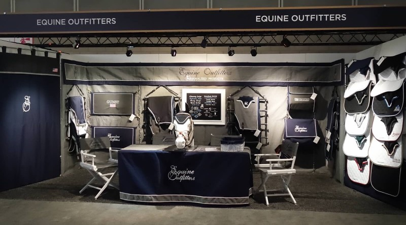 Equine Outfitters Booth