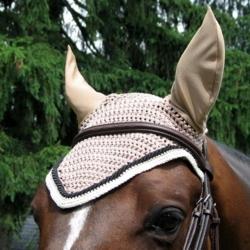 Talisman V Shaped Horse Fly Bonnets