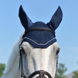 Talisman U Shaped Horse Fly Bonnets